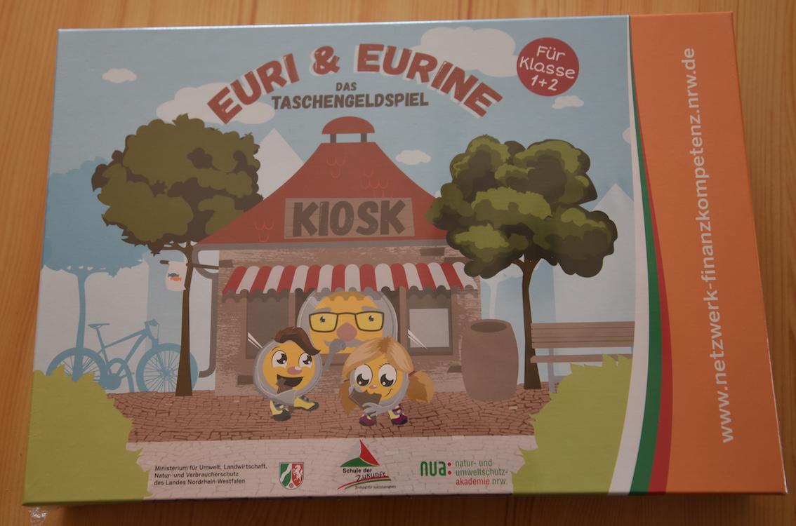 Bild Euri und Eurine – Das Taschengeldspiel