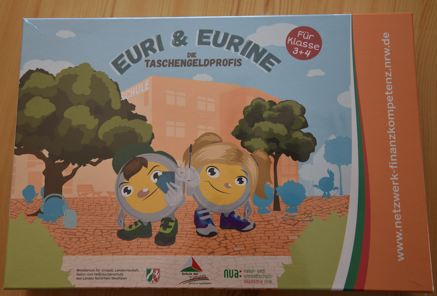 Bild Euri und Eurine – Die Taschengeldprofis