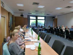 Mitglieder des Netzwerks Finanzkompetenz  Foto: NUA