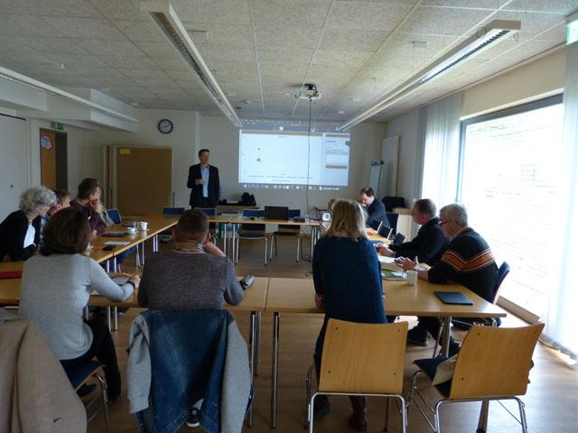 Workshop Digitale Ansätze für die Vermittlung von Finanzbildung. Foto: NUA NRW
